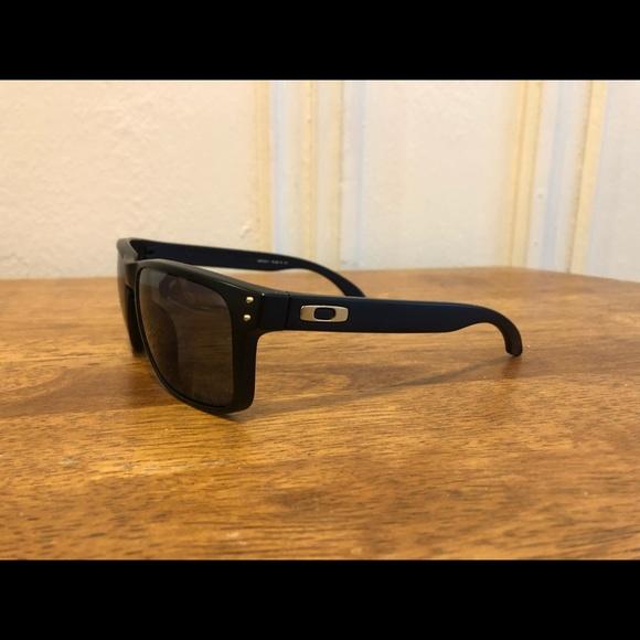 "f9f69a2ebe Oakley ""Holbrook"" Shaun White Polarized Sunglasses.  M 5ada374136b9de0278f325a2"